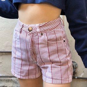 91 Cotton On High Flashback style shorts size 2